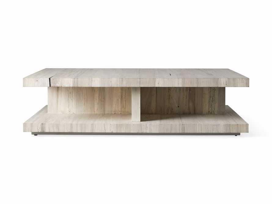 "Leandro 64"" Coffee Table, slide 5 of 6"