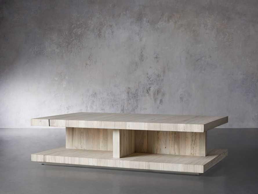 "Leandro 64"" Coffee Table, slide 2 of 6"