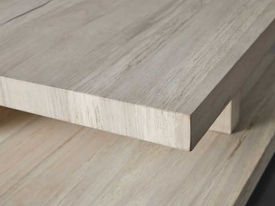 "Leandro 64"" Coffee Table, slide 3 of 6"