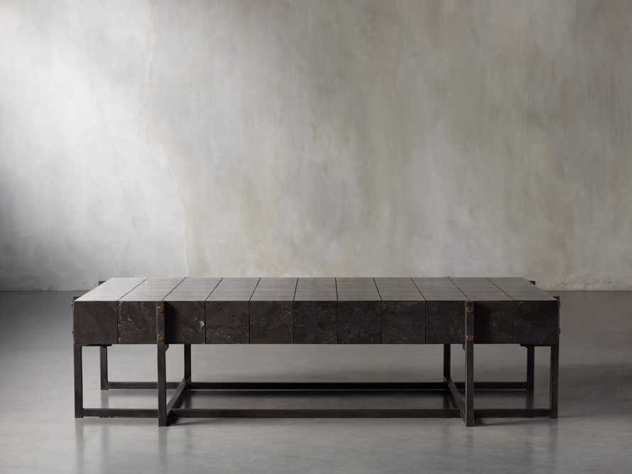 "Lucano 63"" Coffee Table, slide 1 of 8"