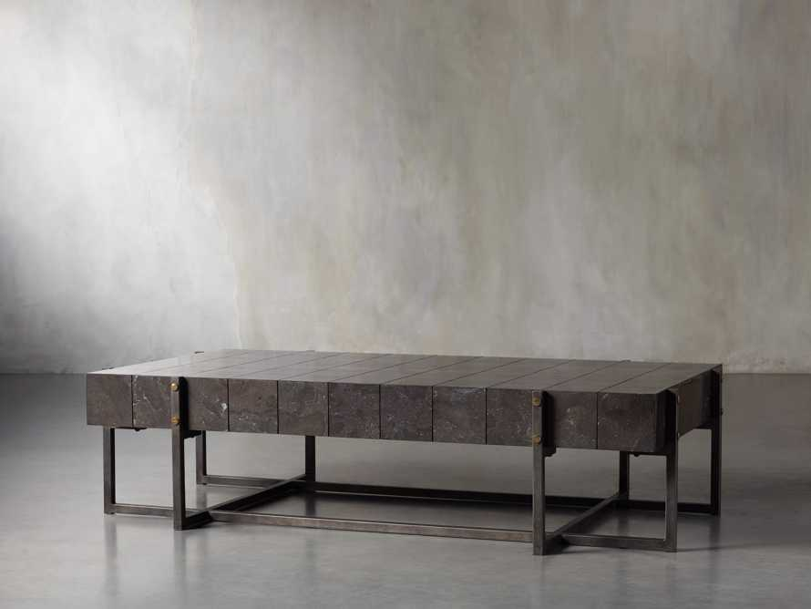 "Lucano 63"" Coffee Table, slide 2 of 8"