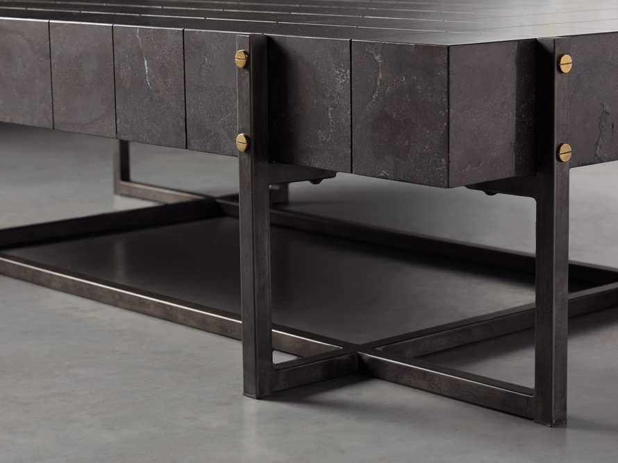 "Lucano 63"" Coffee Table, slide 4 of 8"