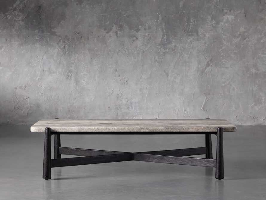 "Maurice 60"" Coffee Table, slide 2 of 9"