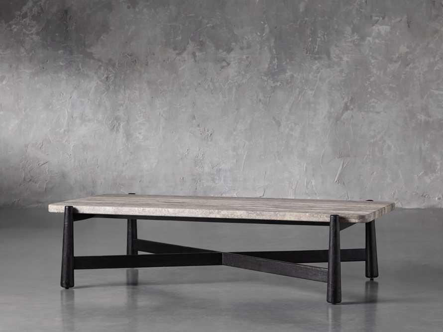 "Maurice 60"" Coffee Table, slide 3 of 9"