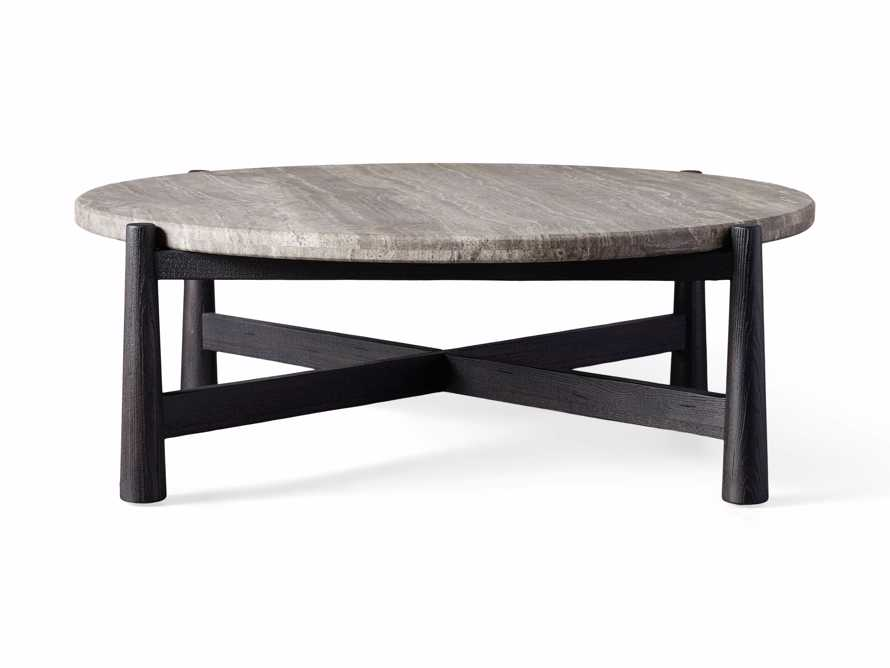 """Maurice 48"""" Round Coffee Table, slide 5 of 5"""
