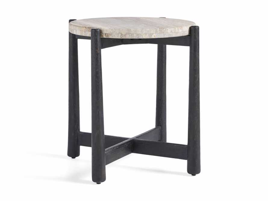 """Maurice 24"""" End Table, slide 2 of 5"""
