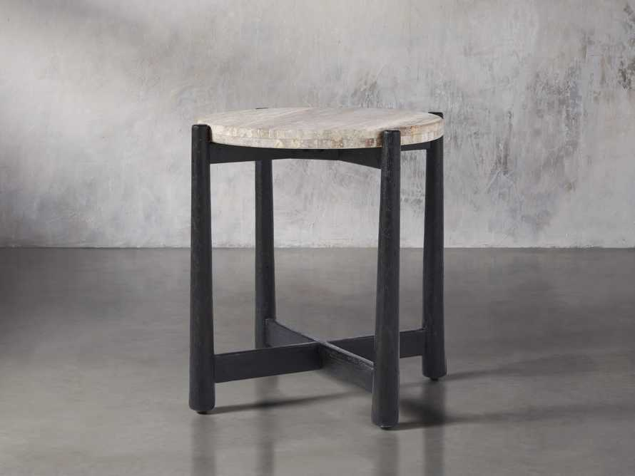 """Maurice 24"""" End Table, slide 1 of 5"""