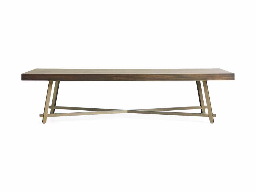 "Nika 70"" Coffee Table, slide 7 of 8"