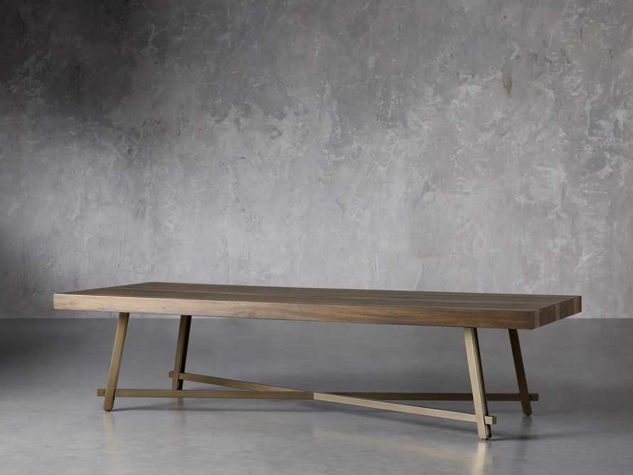 "Nika 70"" Coffee Table, slide 2 of 8"