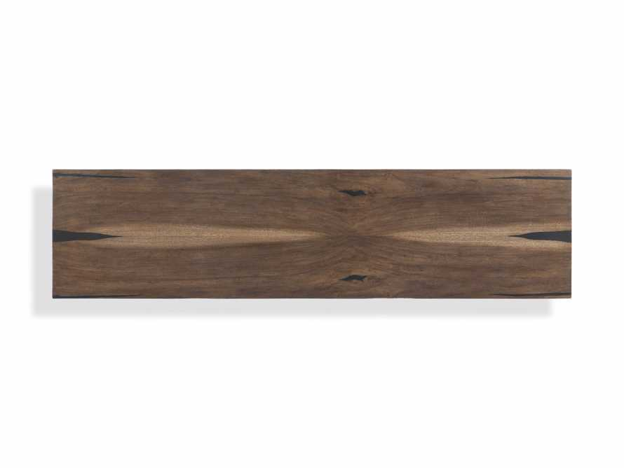 "Nika 63"" Console Table, slide 5 of 7"