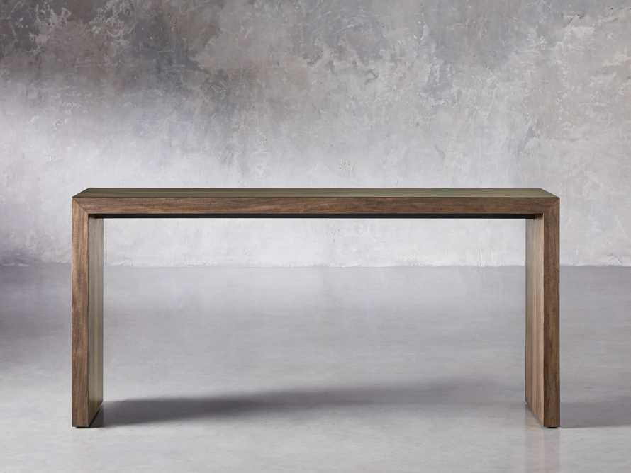 "Nika 63"" Console Table, slide 1 of 7"