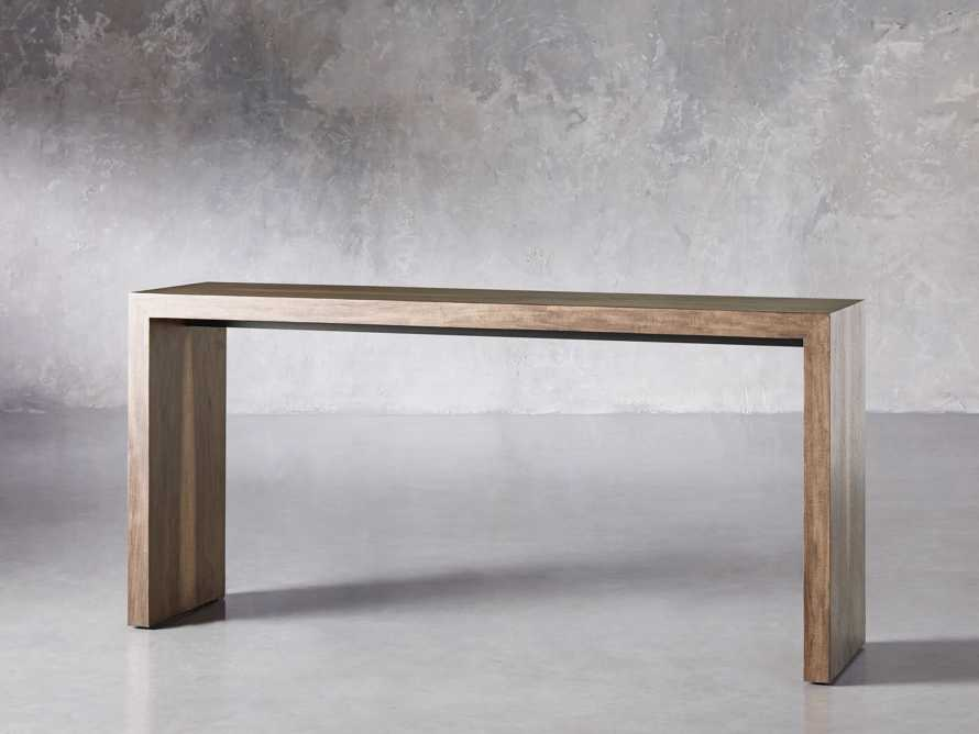 "Nika 63"" Console Table, slide 2 of 7"