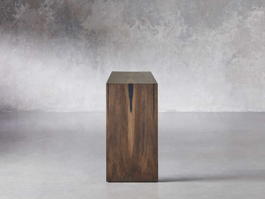 "Nika 63"" Console Table, slide 3 of 7"