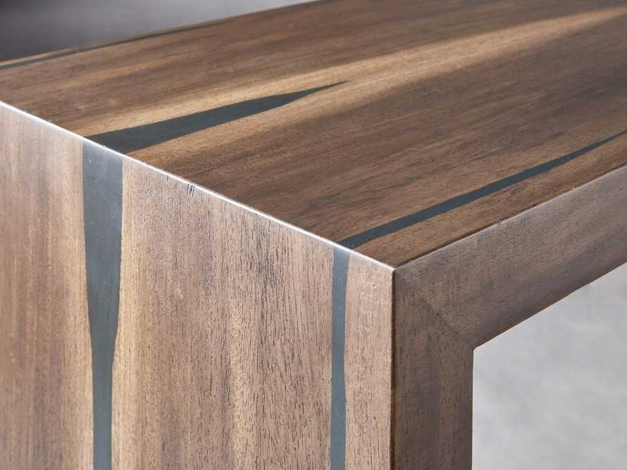 "Nika 63"" Console Table, slide 4 of 7"