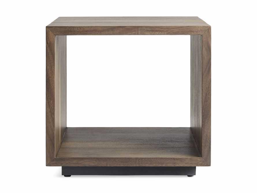 "Nika 24"" Cube End Table, slide 8 of 9"