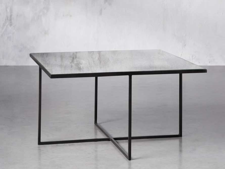 """Odette 28"""" Mirrored Coffee Table, slide 2 of 9"""