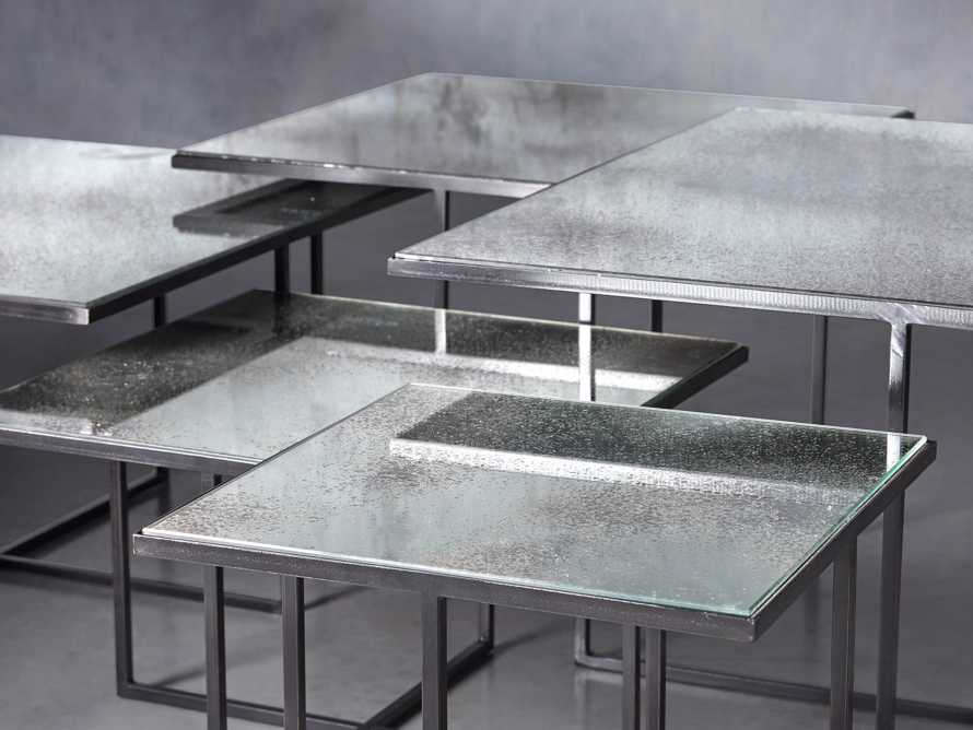 """Odette 28"""" Mirrored Coffee Table, slide 6 of 9"""