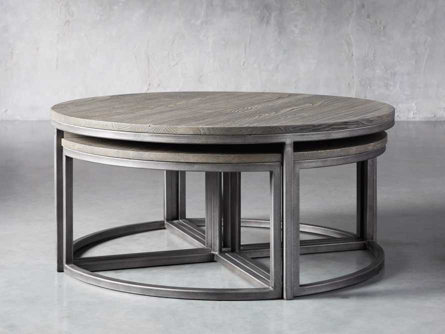 Round Coffee Table Images 10