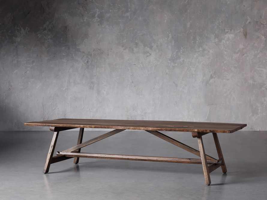 "Santino 70"" Coffee Table in Santino Brown"