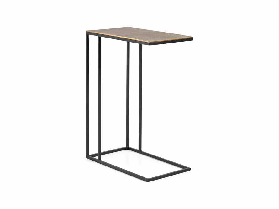 Soma Brass Side Table