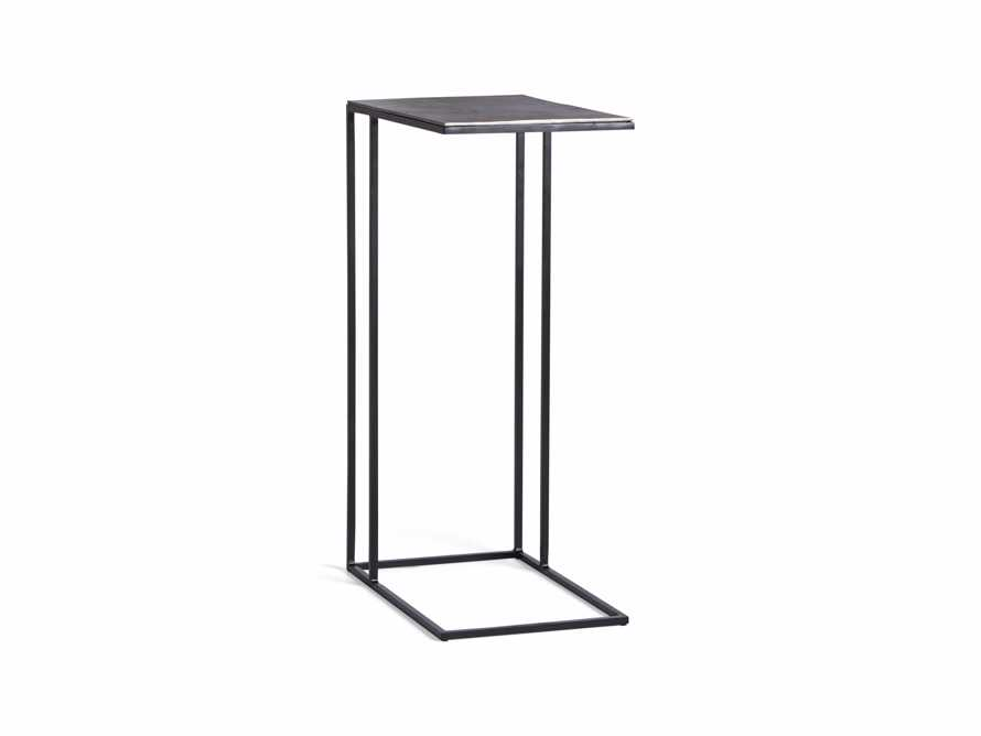Soma Side Tall Table in Silver, slide 7 of 8