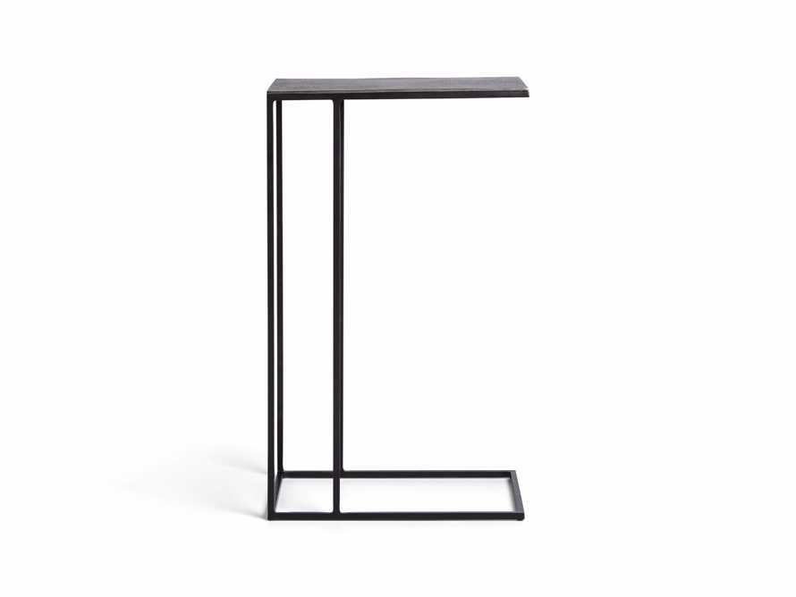Soma Side Tall Table in Silver, slide 8 of 8