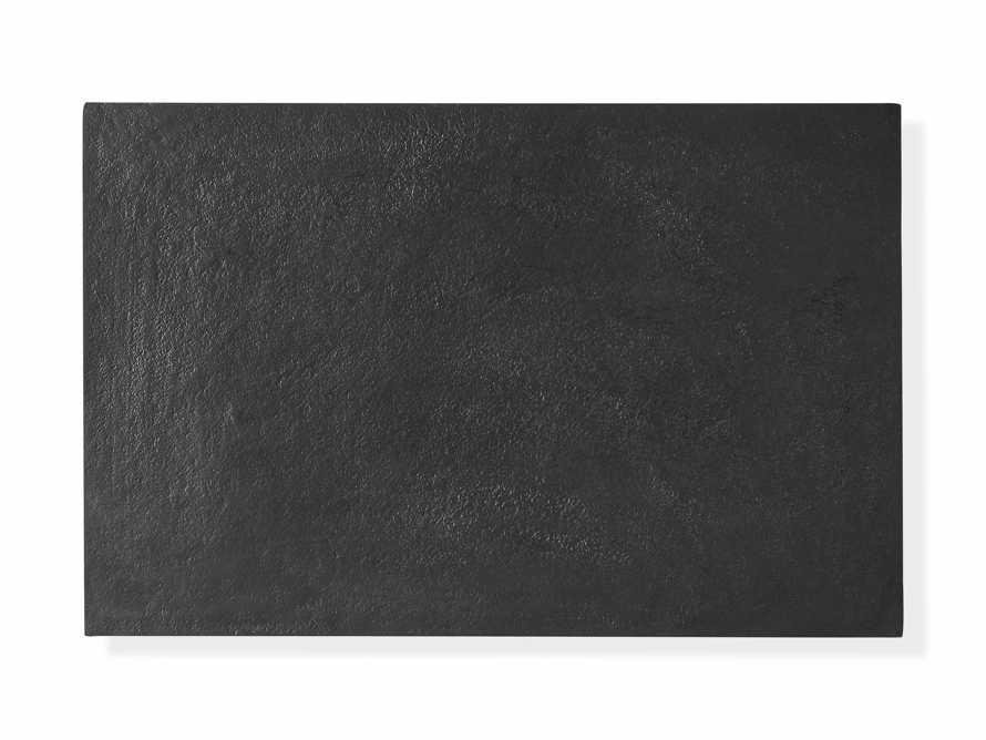Soma Tall C-Table in Matte Black, slide 5 of 6