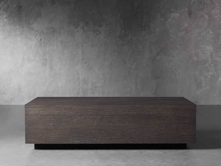 "Sullivan 55"" Coffee Table in Northman Cinder, slide 2 of 7"