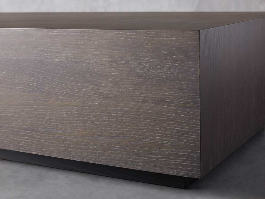 "Sullivan 55"" Coffee Table in Northman Cinder, slide 5 of 7"