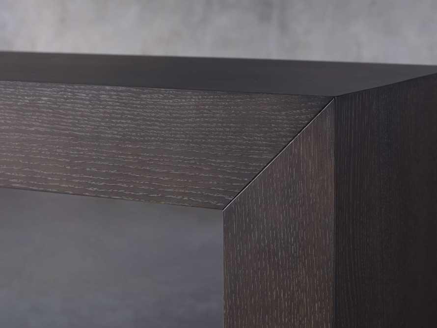 "Sullivan 71"" Console Table in Northman Cinder, slide 4 of 8"