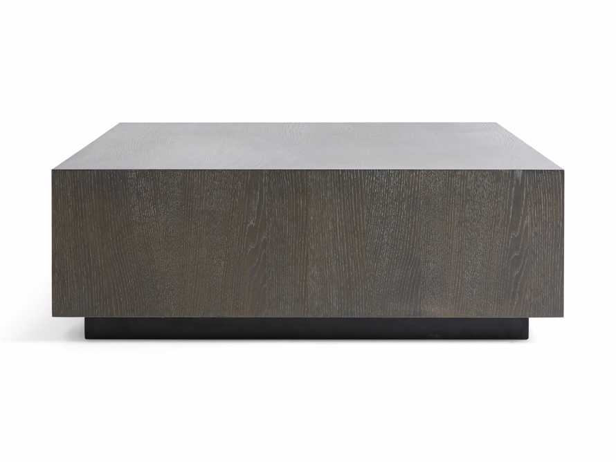"Sullivan 68"" Coffee Table in Northman Cinder, slide 7 of 7"