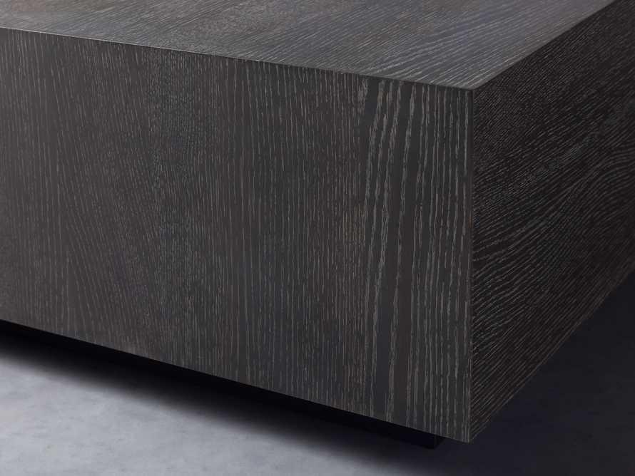 "Sullivan 42"" Square Coffee Table in Northman Cinder, slide 4 of 7"