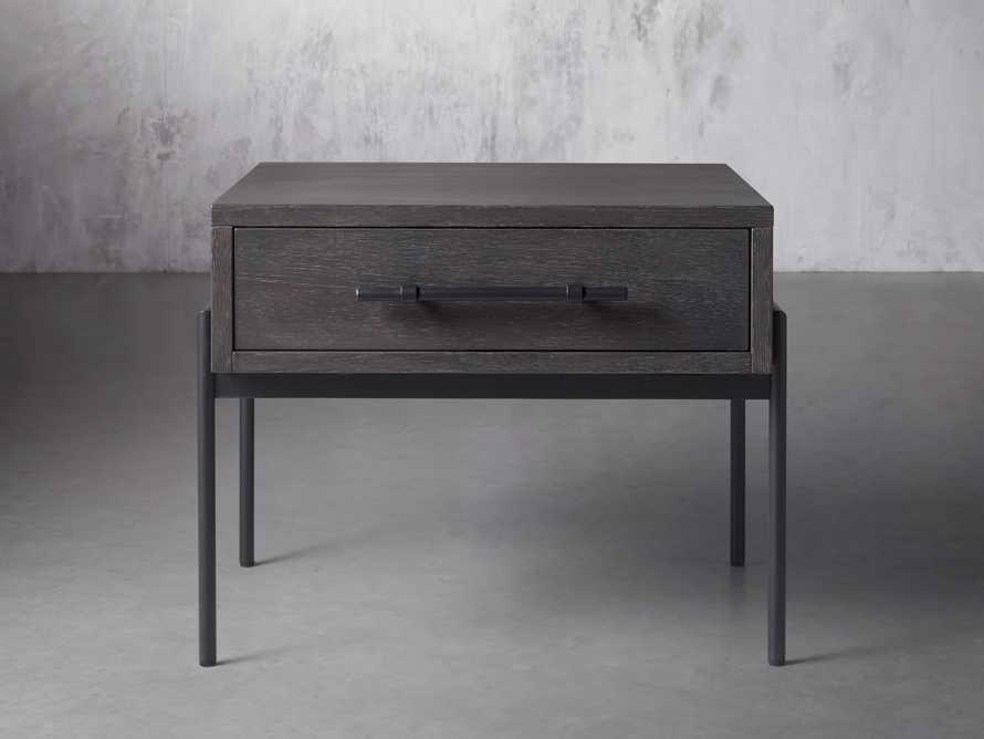 """Sullivan 26"""" Storage End Table in Cinder, slide 1 of 4"""