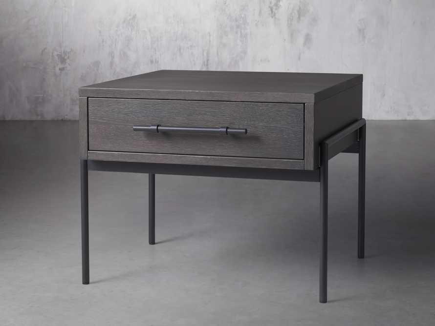 """Sullivan 26"""" Storage End Table in Cinder, slide 2 of 4"""