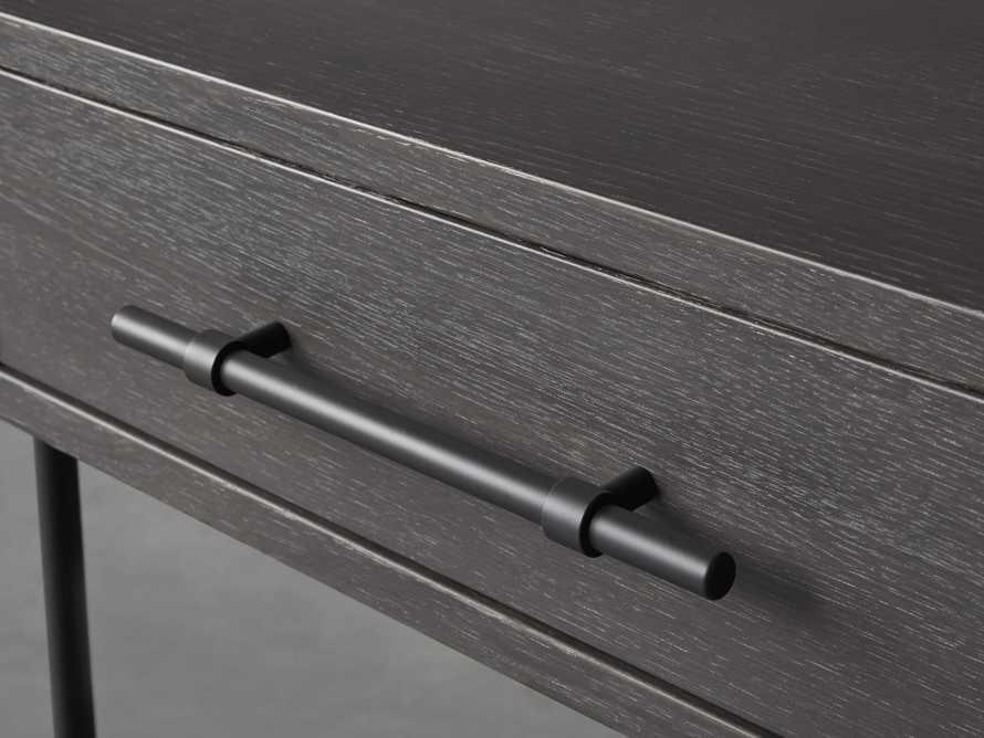"""Sullivan 26"""" Storage End Table in Cinder, slide 4 of 4"""