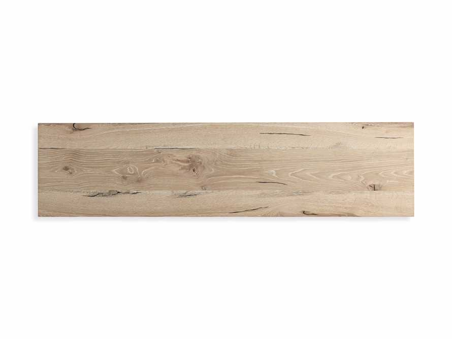 """Sullivan 71"""" Console Table in Northman Sable, slide 7 of 10"""