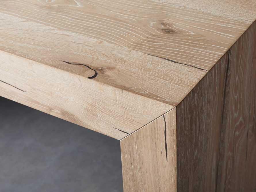 """Sullivan 71"""" Console Table in Northman Sable, slide 6 of 10"""