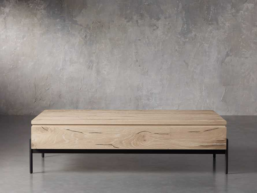 "Sullivan 54"" Coffee Table in Sable, slide 1 of 8"