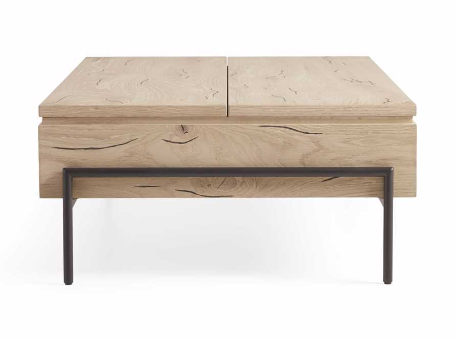 "Sullivan 54"" Coffee Table in Sable, slide 8 of 8"