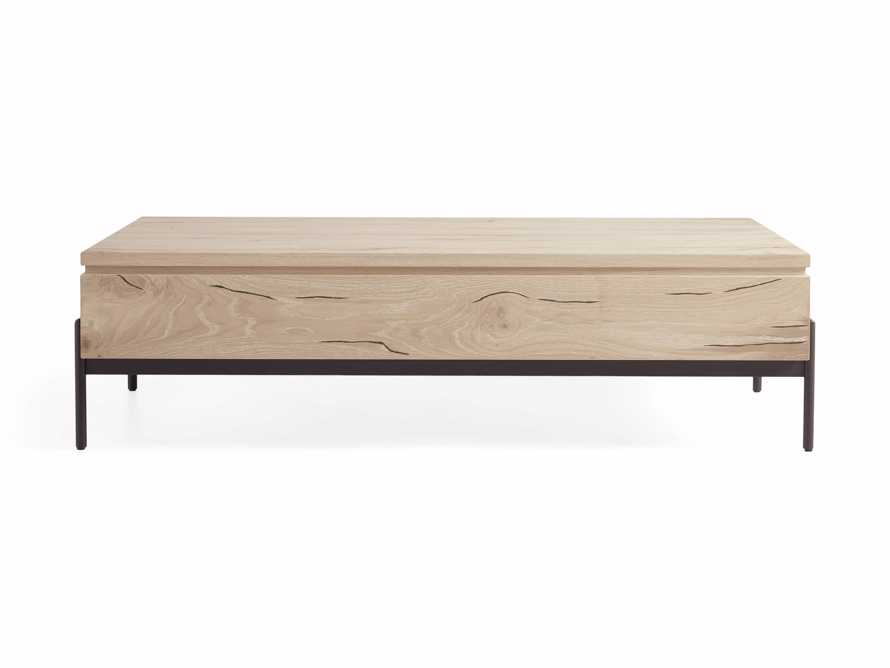 "Sullivan 54"" Coffee Table in Sable, slide 7 of 8"