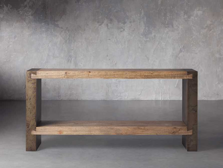 Telluride Console Table, slide 1 of 5