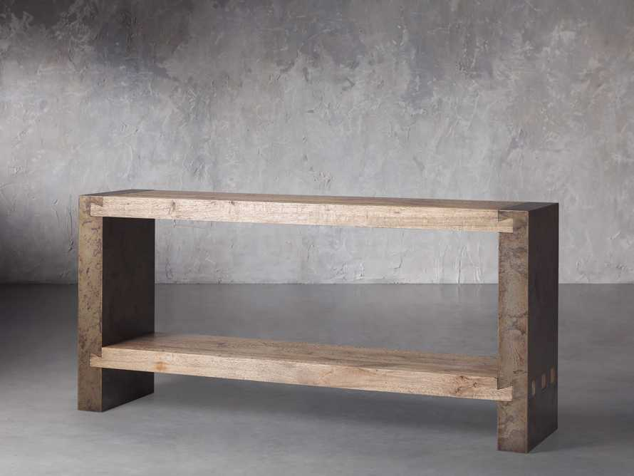 Telluride Console Table, slide 2 of 5