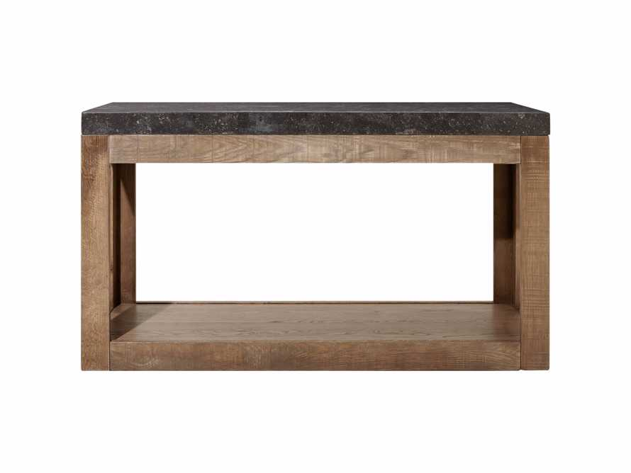 "Thayer 57"" Console Table in Ashland Natural"