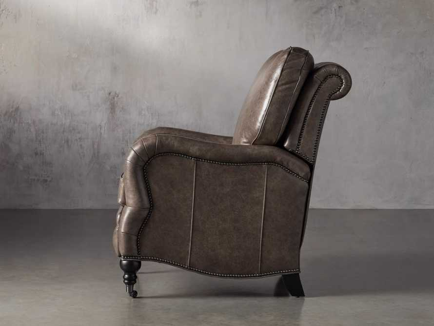"Brooklyn 32"" Leather Recliner, slide 3 of 12"