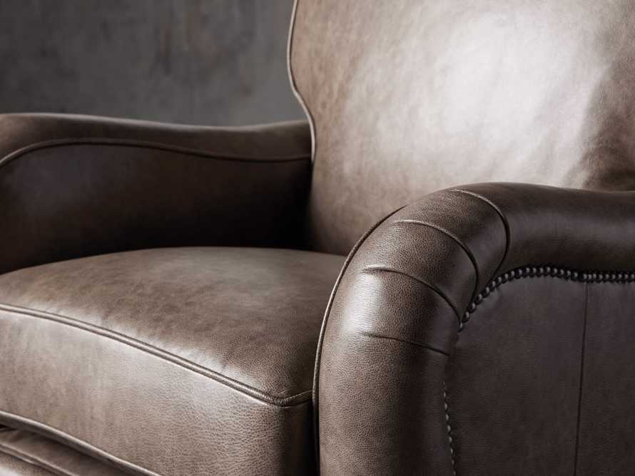 "Brooklyn 32"" Leather Recliner, slide 8 of 12"