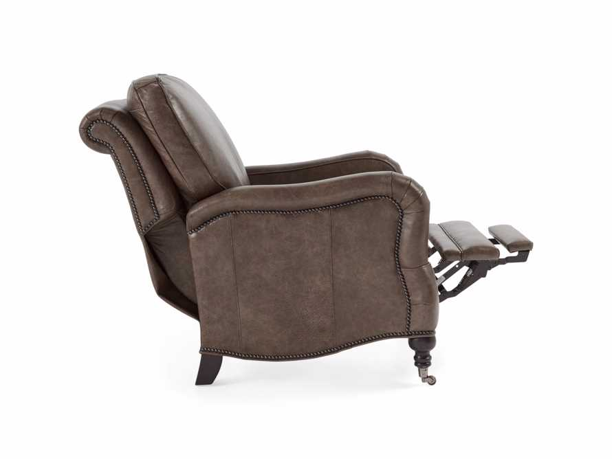 "Brooklyn 32"" Leather Recliner, slide 11 of 12"
