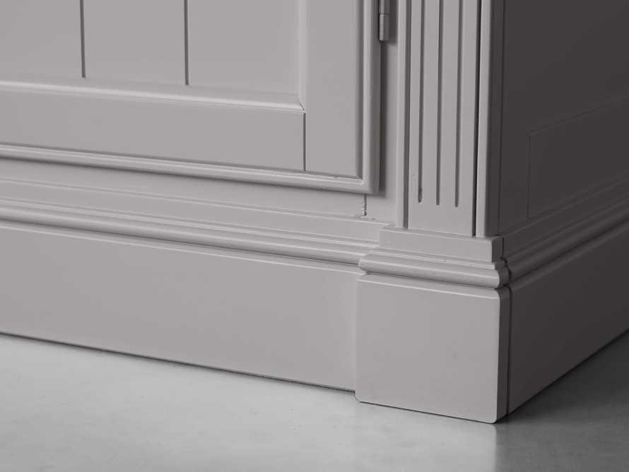 Athens Modular Two Door Cabinet in Stratus, slide 6 of 11
