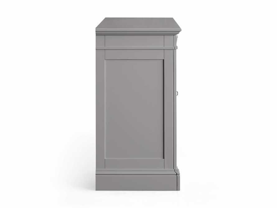 Athens Modular Two Door Cabinet in Stratus, slide 11 of 11