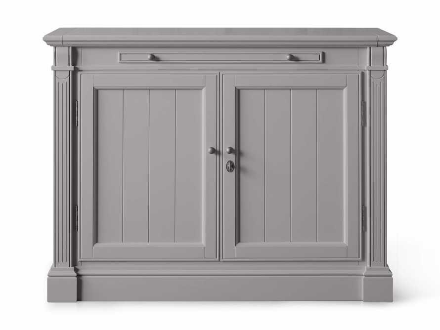Athens Modular Two Door Cabinet in Stratus, slide 10 of 11