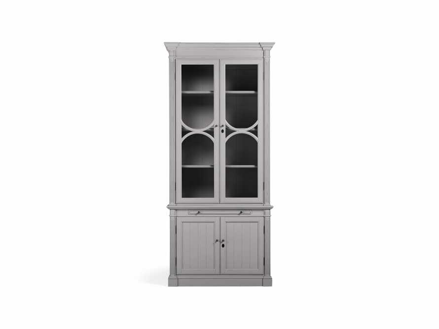 Athens Display Cabinet in Stratus